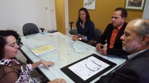 Foto - reunião Associação PODE