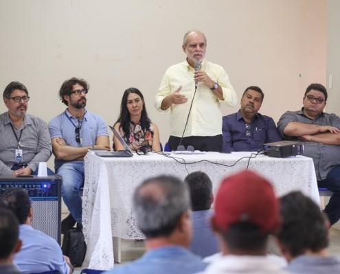 Primeira reunião da Comissão da Aquicultura aconteceu no município de Petrolândia,mobilizando produtores da região.