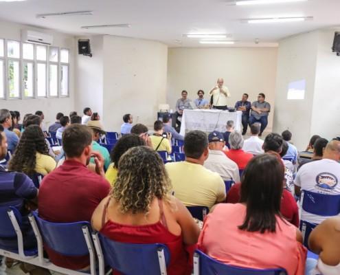 Primeira reunião da Comissão aconteceu no município de Petrolândia,mobilizando produtores da região.