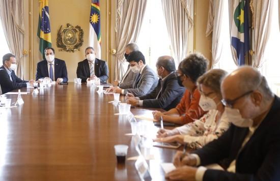 reunião gov